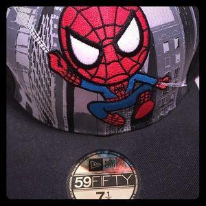 8f63fb05848 tokidoki Accessories - Toki Doki x Marvel Spider-Man SnapBack Cap Hat